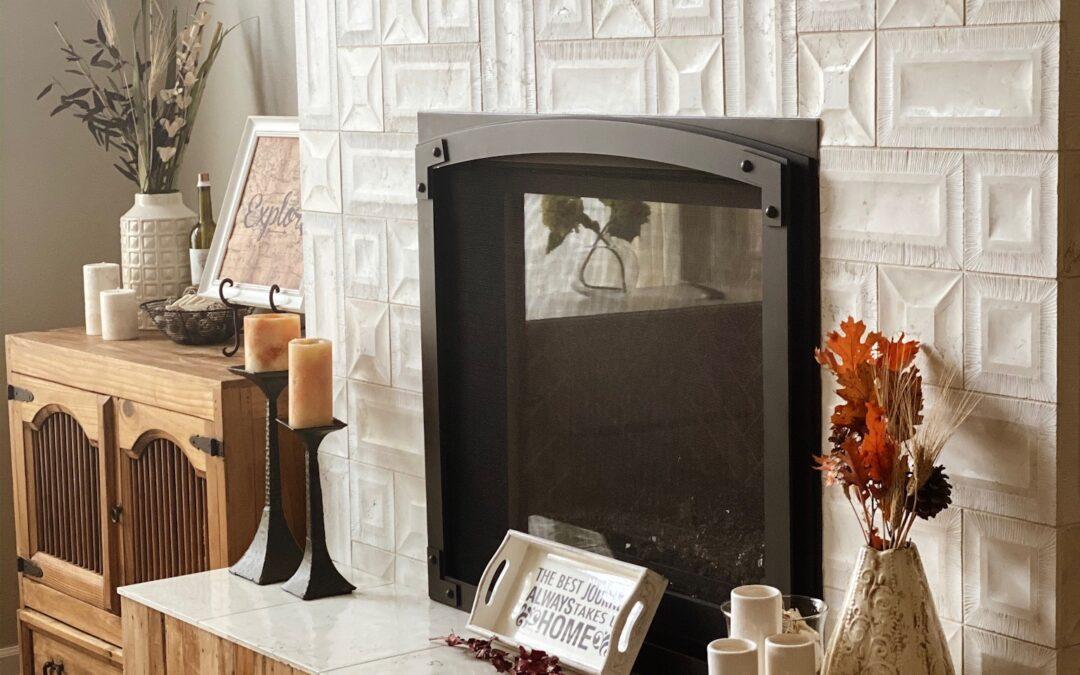 Seasonal Interior Decorating Recipe 1,2,3!