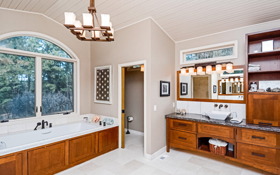 Bathroom Remodeling …to Upgrade or Simply Update?